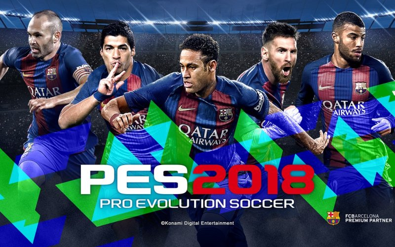 Master League youngsters for PES 2017 & PES 2018 - Sofa Gamers