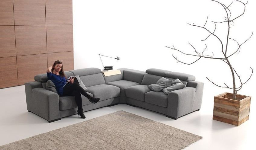 Sofa Chaise Longue 5 Plazas
