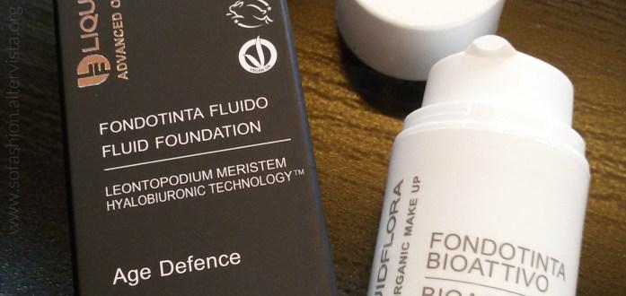 fondotinta liquido bioattivo liquidflora