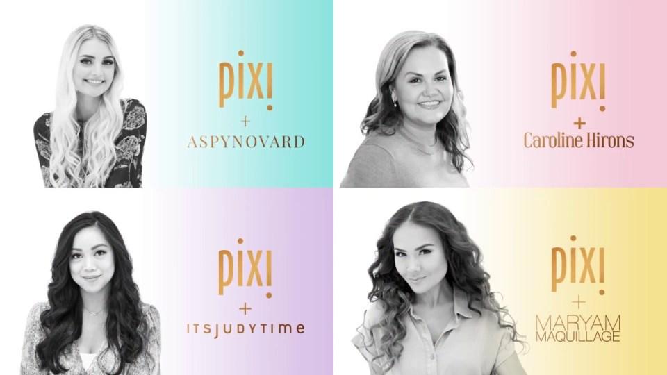pixi pretties