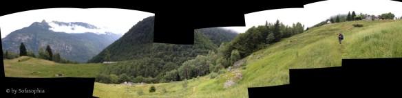41_das letzte Stück auf den Berg_Morella di Sotto