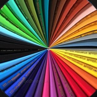 Ein etwas anderer Farbenkreis