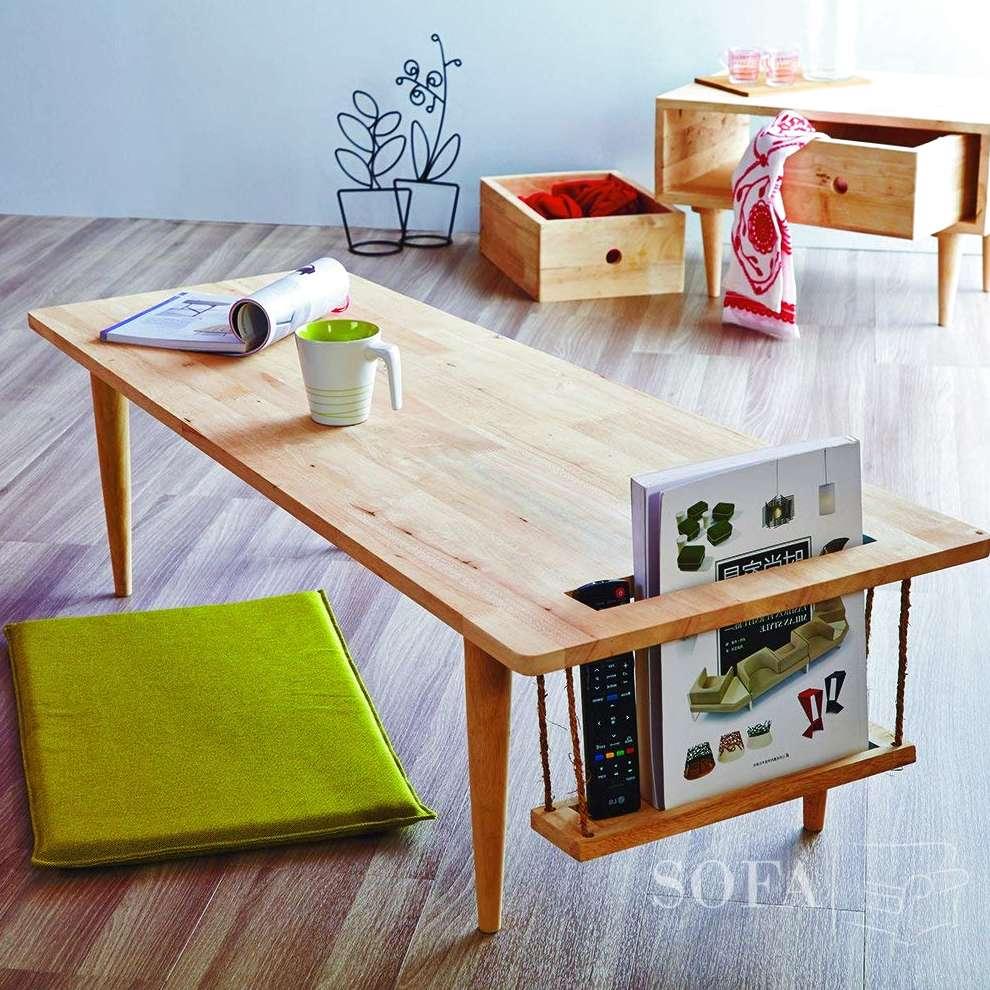 woodshine coffee table low japanese tea