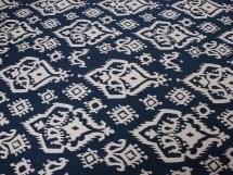 Batik bleue