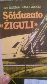 "The old car handbook for ""Ziguli""."