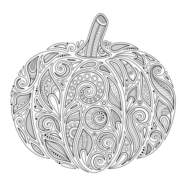 8+ FREE Halloween Coloring Pages- Halloween Activity Pages