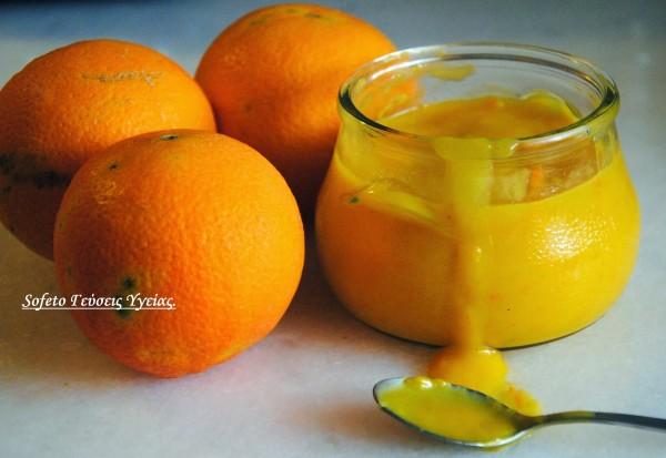 κρέμα πορτοκαλιού και σοκολάτα 2