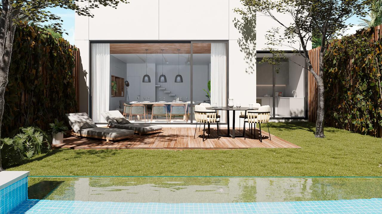 AJ Apartment – Exterior