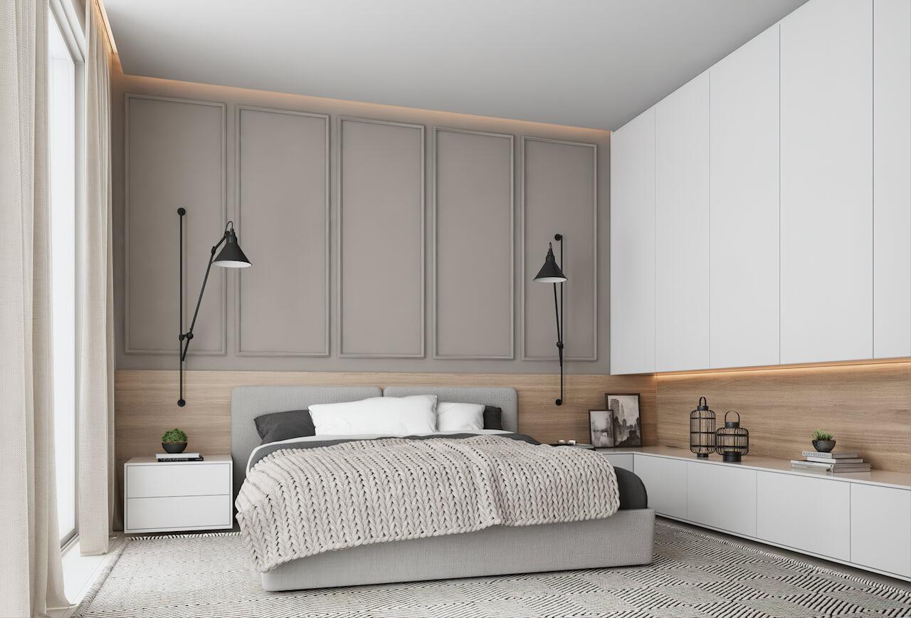 Apartamento JD 3D - Quarto | JD Apartment 3D - Bedroom