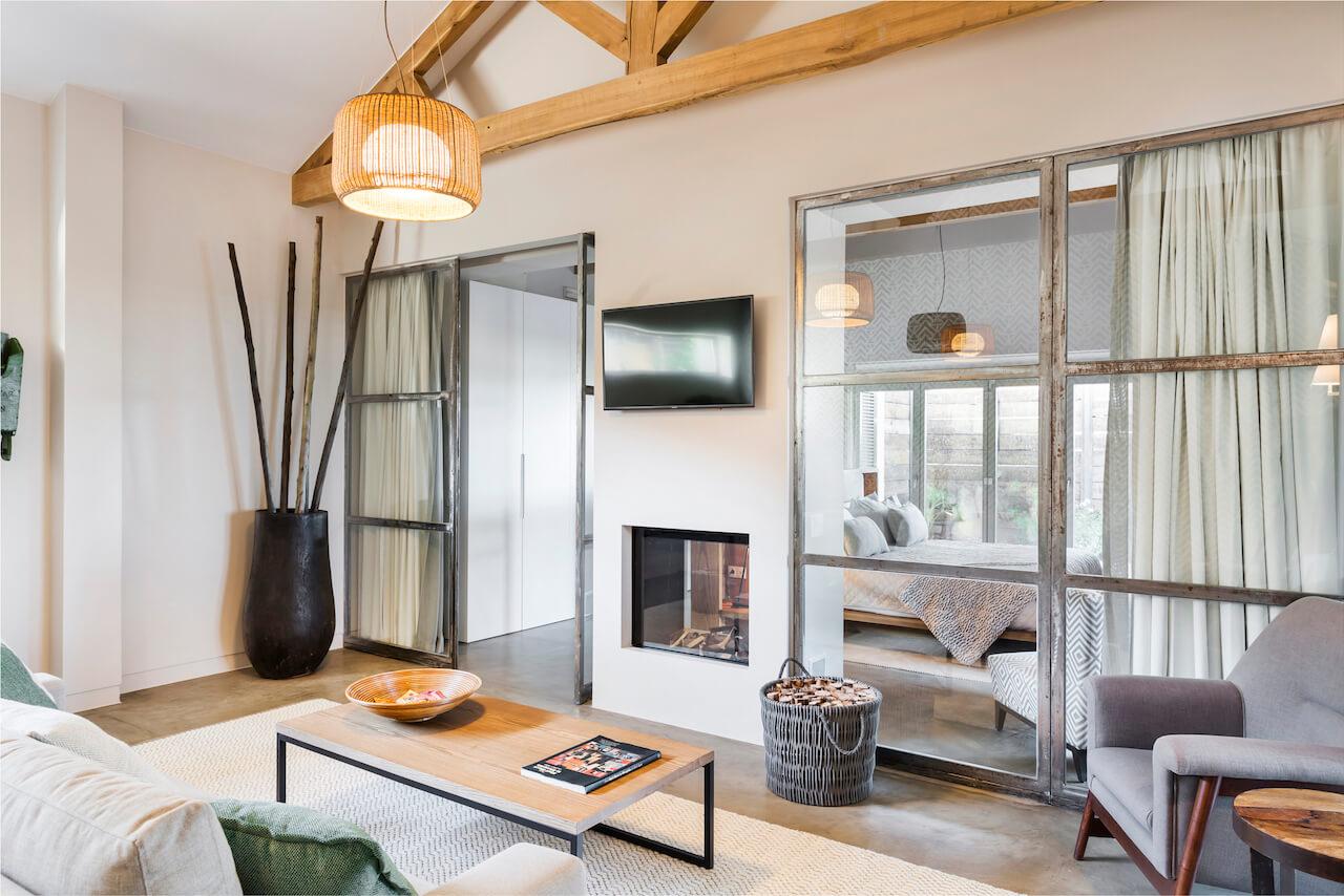 Fazenda Nova Country House - Sala de Estar | Living Room