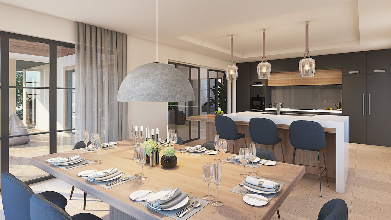 Casa MG 3D - Sala Comum | MG House 3D - Common Room