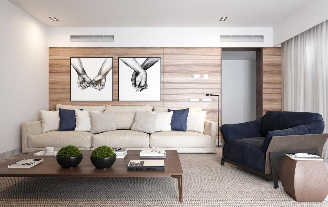 Suite Presidencial - Sala de Estar   Presidential Suite - Living Room