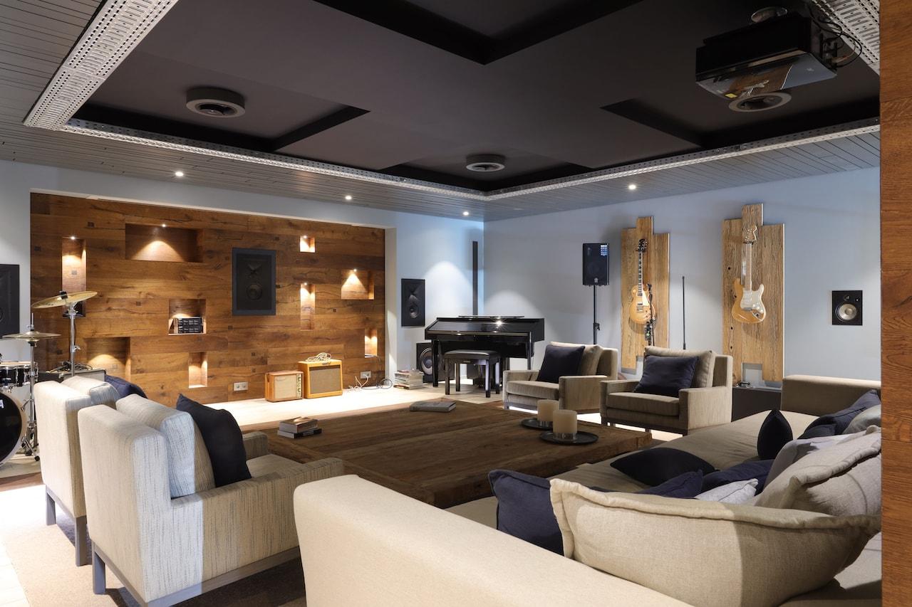 CS House – Sala de Convívio
