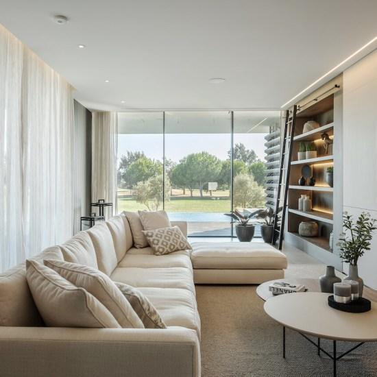 Casa JD - Sala de Estar | JD House - Living Room
