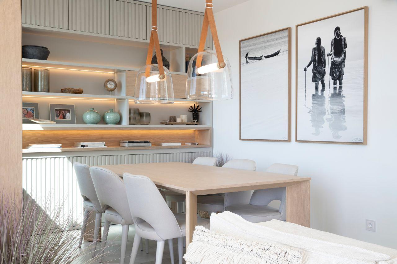 Casa SJ - Sala de Jantar | SJ House - Dining Room