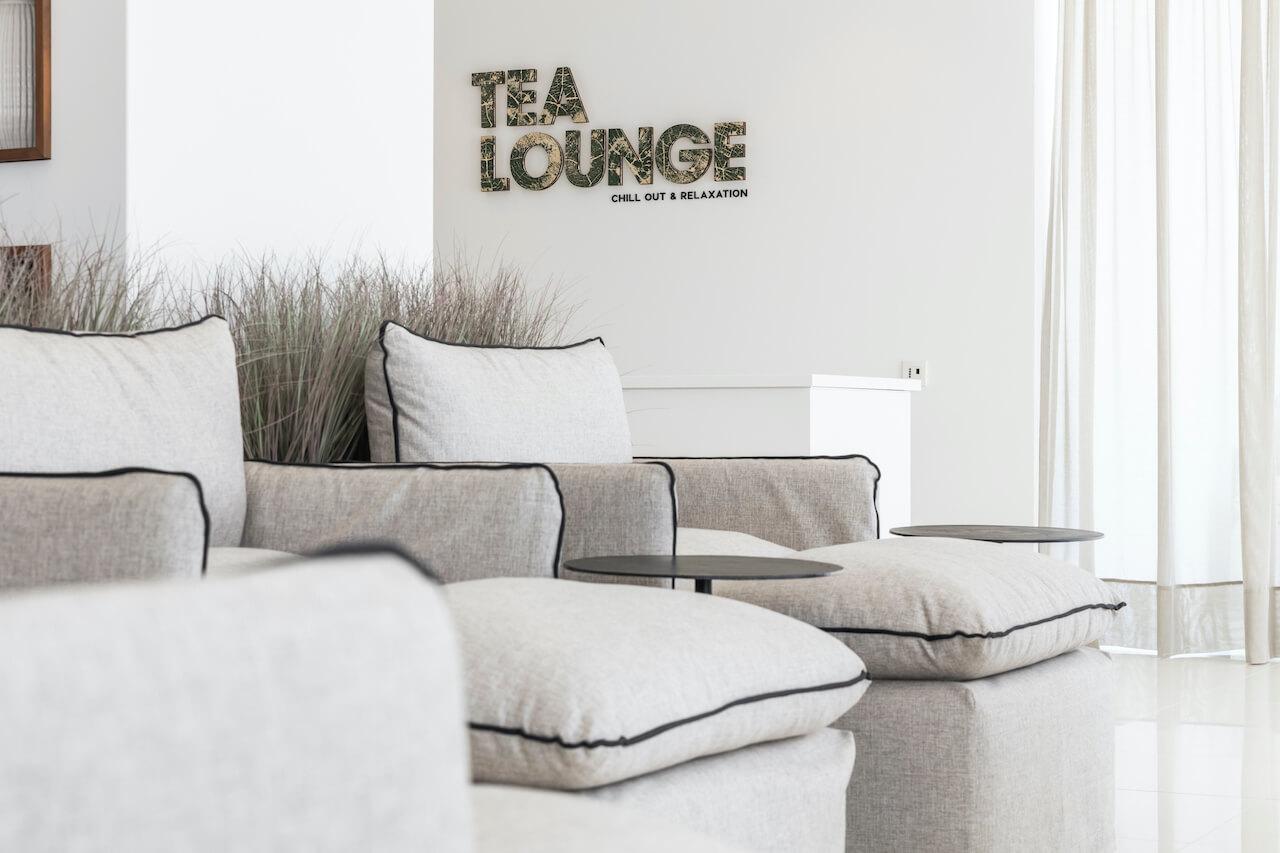 Longevity Hotel - Salão de Chá   Tea Lounge
