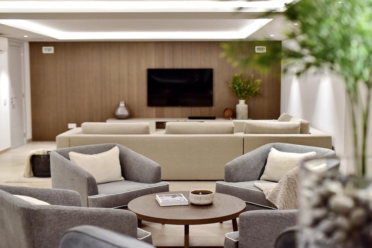 Casa MG - Sala de Estar | MG House - Living Room