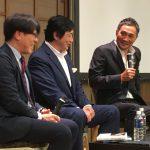 小橋健太さんと竹原慎二さんの講演会に行って来ました!