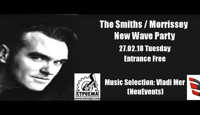 The Smiths / Morrissey - New Wave Party Selection: Vladi Mer