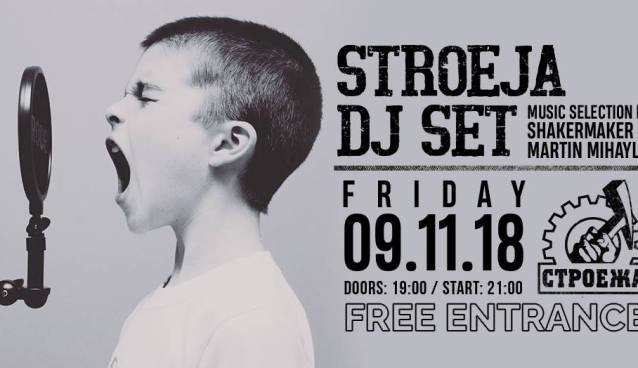 Friday Music Selection | Stroeja | November 9