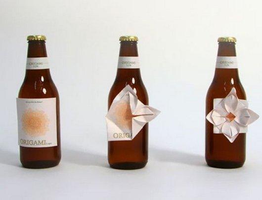 Productos con empaques creativos