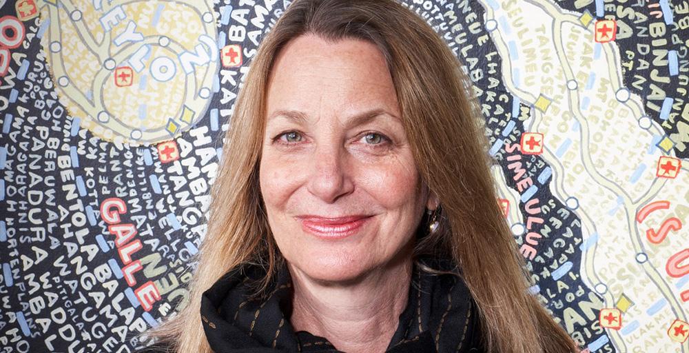Paula Scher, una de las diseñadoras más influyentes de los últimos 100 años
