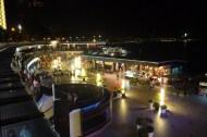 Arco mar, a big shopping mall, it was sooo clean and... modern. Also futuristic.