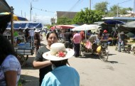 The market in Nazca