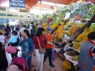 The fruit market inside San Camilo.... love it