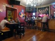 Hanging out at pariwana bar, as usual :)