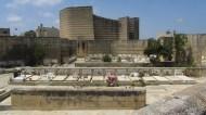 A Maltesean graveyard