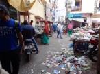 The inner streets of delhi