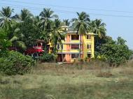 Little houses, on the hillside