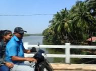 On the way to Agonda