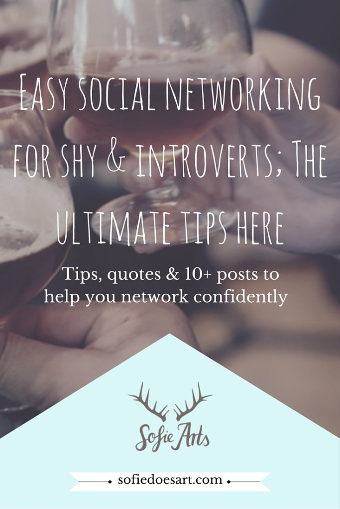 Maybe you will find networking scary forever. But there are definitely some tips that can make online networking less scary for you as a blogger, entrepreneur or business owner.