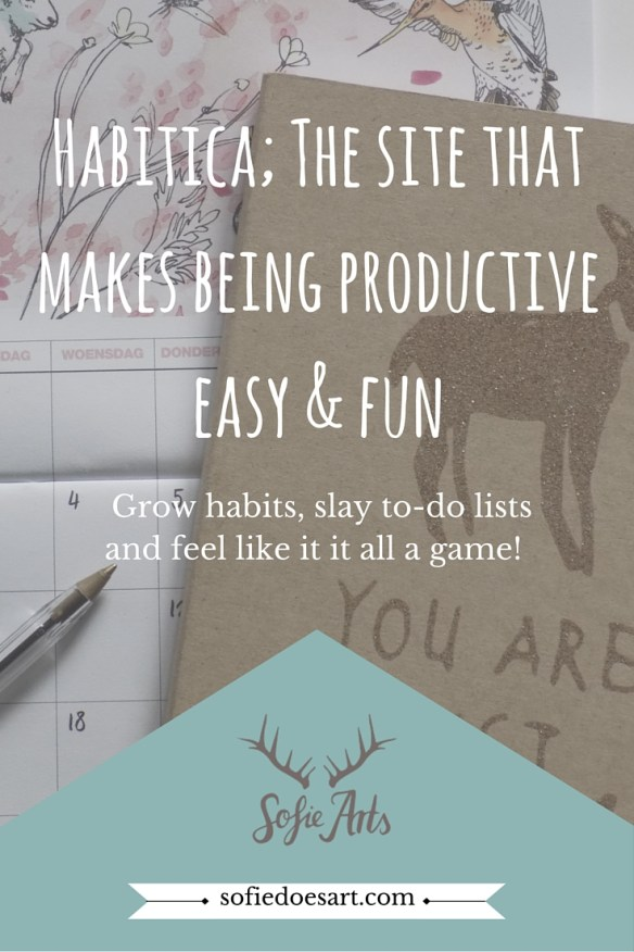 Do you sometimes feel like you to-do lists could be more fun? Meet the site that makes productivity into a great fantasy game.