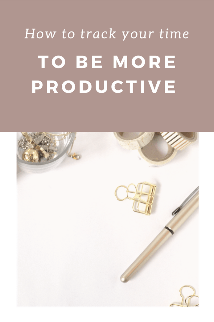 Tracking your time and productivity can help you become less busy but more productive. Here is how!