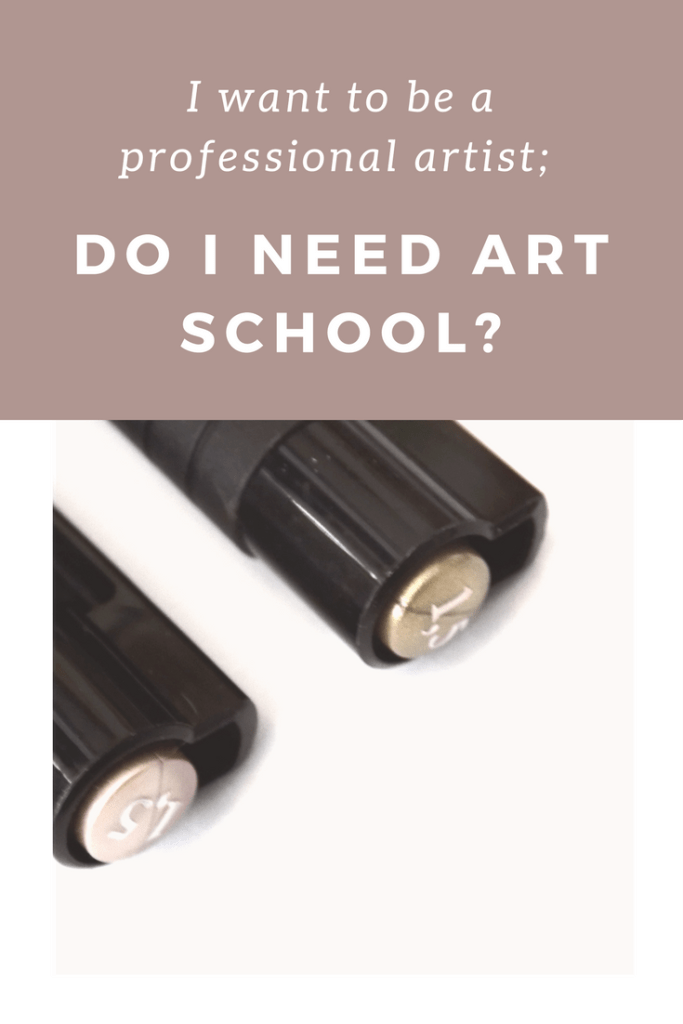 Everything from tips, opinions and questions to help you make a decision on art school!