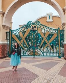 Evie Descendants Disneybound Disney style