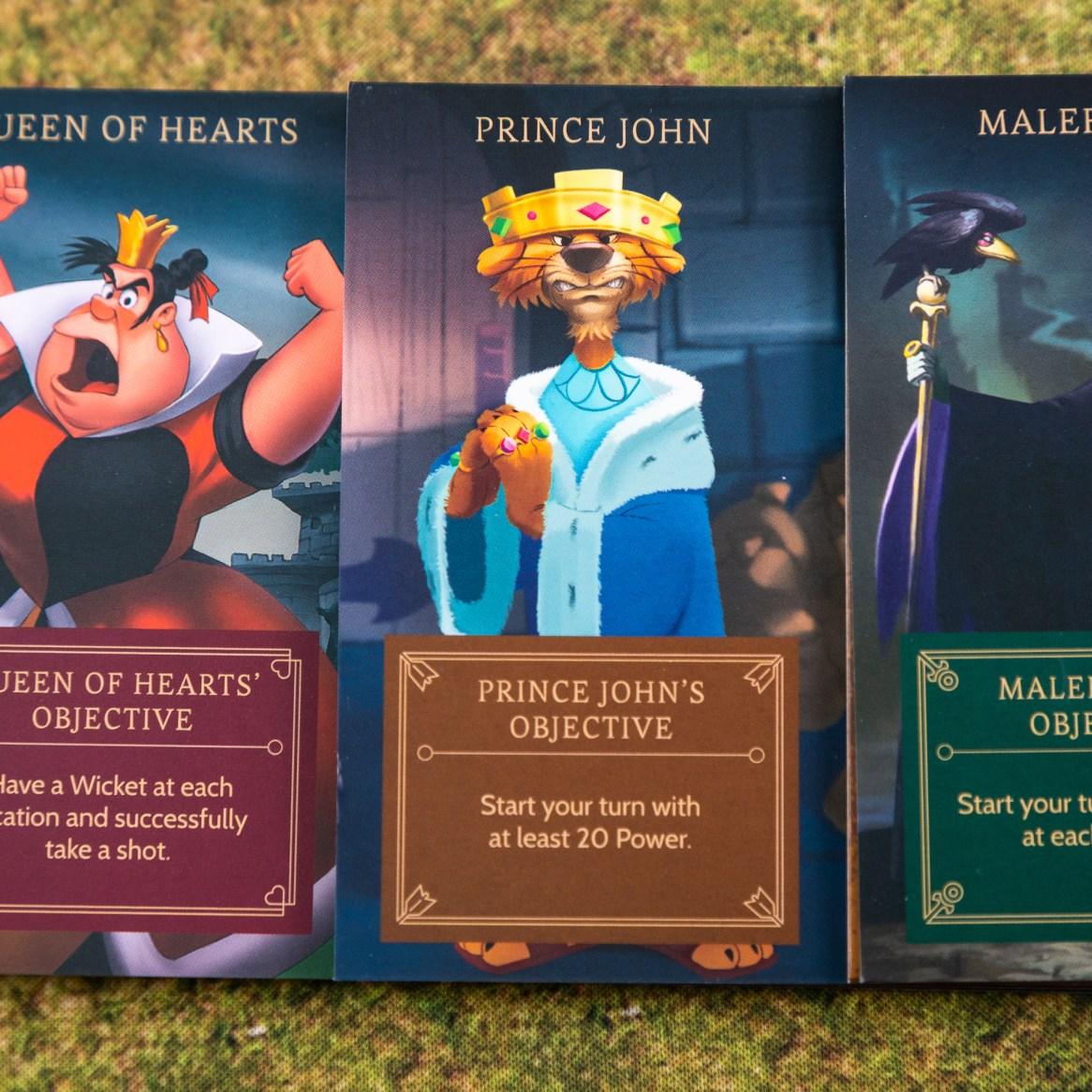 Villainous Ravensburger een super leuk en spannend Board Game Spel van Disney