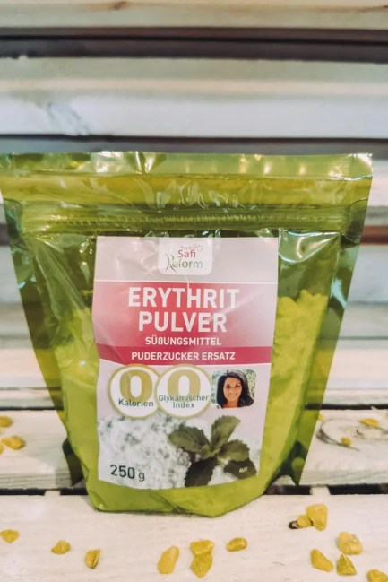 Erythrit Pulver