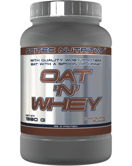 Oat 'n' Whey 1380 g – Scitec Nutrition
