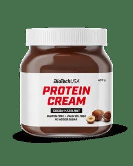 Protein Cream 400g – BiotechUSA