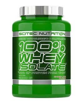 100% Whey Isolate 2000g – Scitec Nutrition