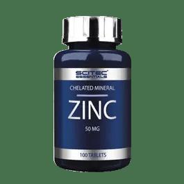 Zinc 100 Kapseln – Scitec Nutrition