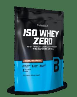 Iso Whey Zero Protein 500g – BiotechUSA