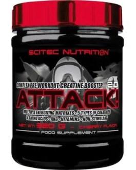Attack! 2.0 – Scitec Nutrition