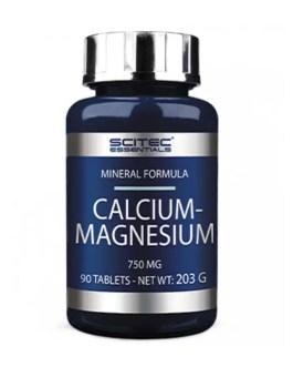 Calcium-Magnesium 90 Tabl. – Scitec Nutrition
