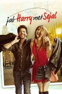"Poster for the movie ""Jab Harry Met Sejal"""