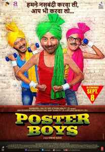 """Poster for the movie """"Poster Boys"""""""